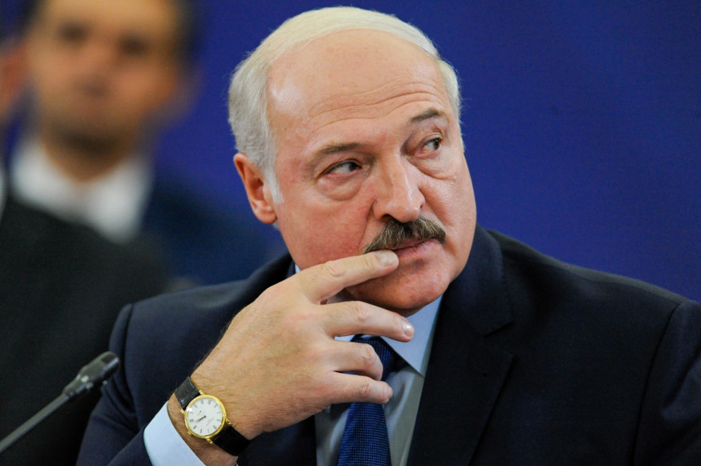 Belarusian leader Alexander Lukashenko Refutes Statement That Sprinter Would Face Jail Time if She Went to 2020 Tokyo Games