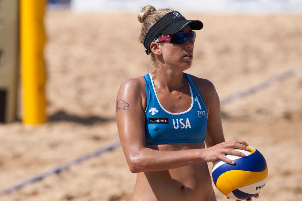 """U.S Brings Home Gold in Women's Beach Volleyball for the First Time Since 2012 – The United States women's beach volleyball team, commonly referred to as the """"A-Team"""", is now golden."""