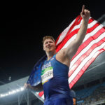 Ryan Crouser's Amazing 2020 Olympic Performance is Dedicated to His Late Grandfather: 'He's Been My Biggest Fan'