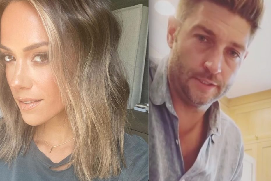 Former Quarterback Jay Cutler, 38, and Jana Kramer, 37, Go Public With Their Rumored Romance For the First Time in Nashville