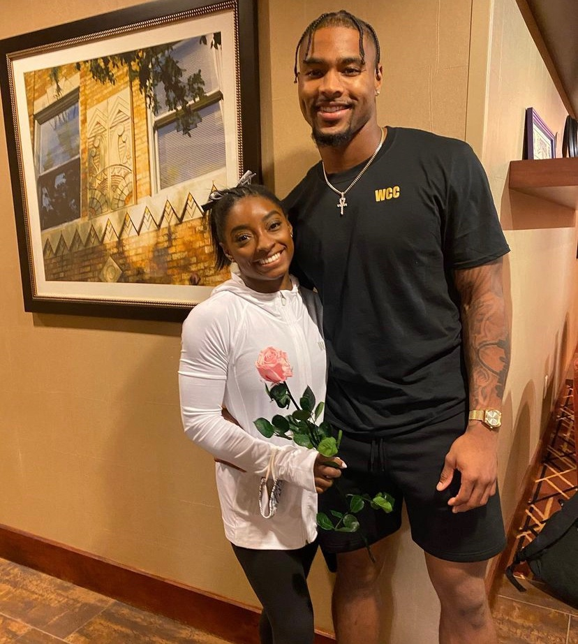 Simone Biles' Boyfriend, Jonathan Owens, Booted From Upcoming 2021 NFL Roster