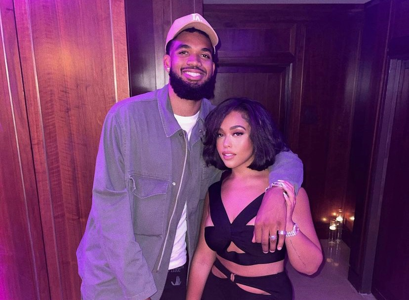 Jordyn Woods and Karl-Anthony Towns Open Up About Their Adorable Relationship After 1 Year of Dating