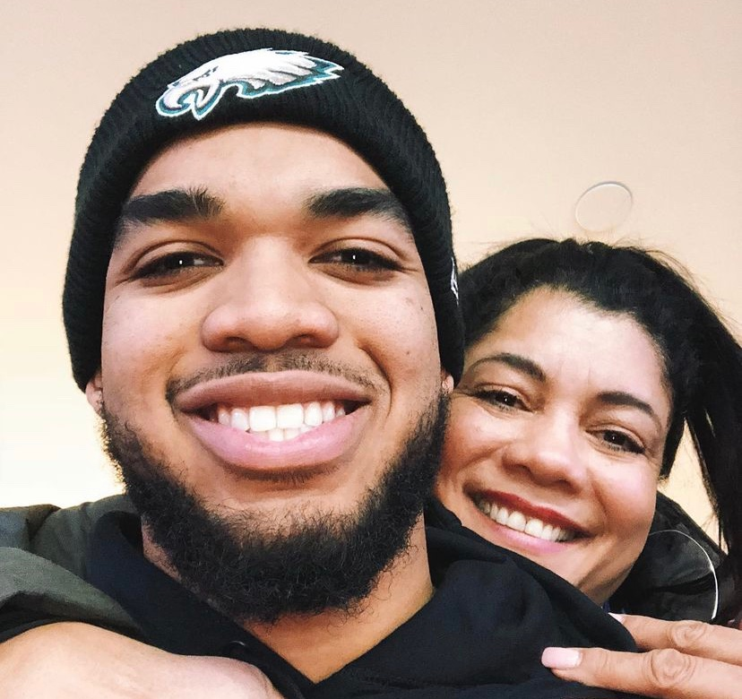 Karl-Anthony Towns Slam Dunks on Folks Who Aren't Fully Vaccinated From COVID-19