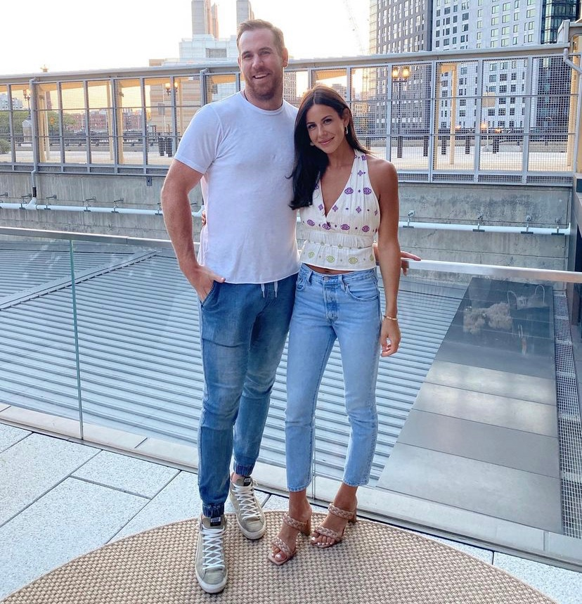 Jimmy Hayes' Window Kristen Speaks Out After 1 Month of Mourning: 'Hardest, Worst Month of My Life' – Jimmy Hayes, who played hockey for the Boston Bruins, tragically passed away on August 23rd. Now, Kristen, his wife, is speaking out.