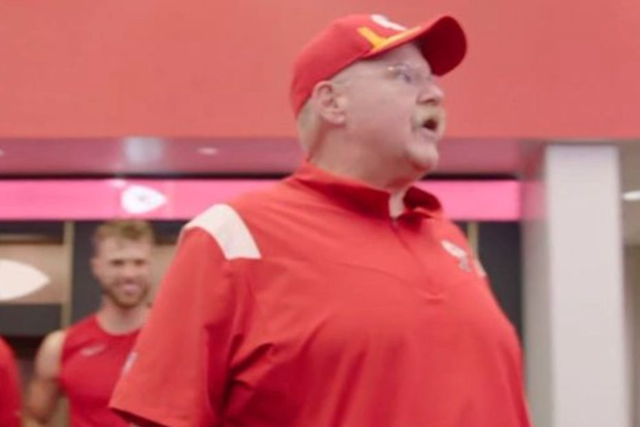Kansas City Chiefs Coach Andy Reid, 63, had a Health Scare and Left the Stadium in an Ambulance