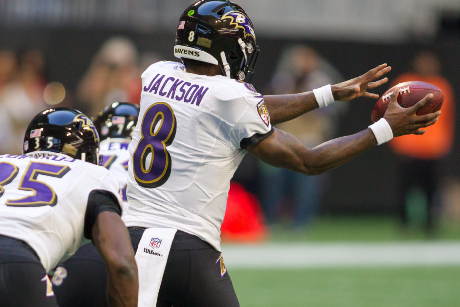 Coach Harbaugh Put His Faith in Lamar Jackson Resulting in an Amazing 4th Down Conversion and Victory Over the Chiefs