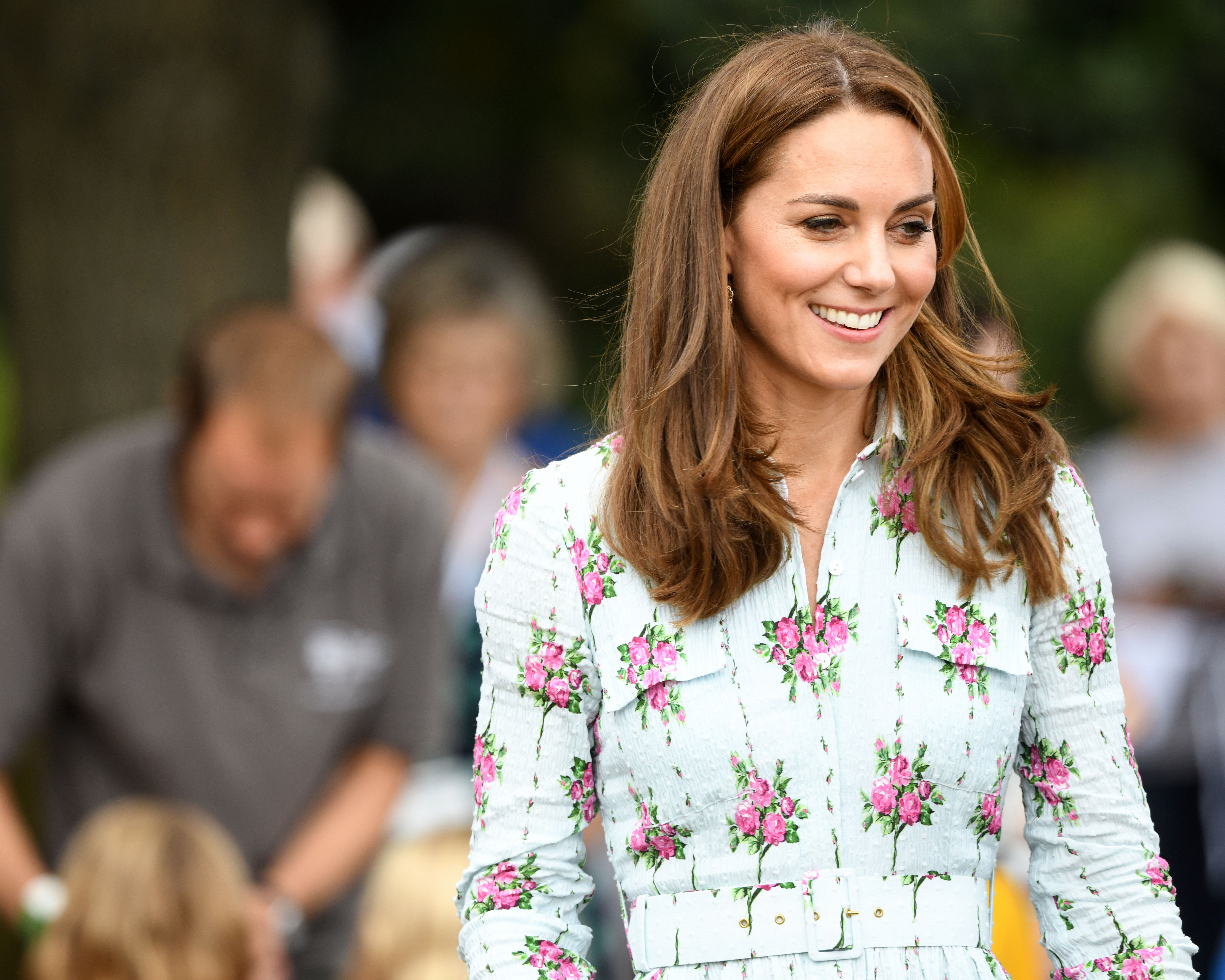 Duchess of Cambridge Kate Middleton and Tennis Super Star Emma Raducanu Hit the Courts for a Royal Match! – The Duchess of Cambridge, Kate Middleton, met up with the 18-year-old U.S. Open Champion Emma Raducanu for an informal match of tennis.