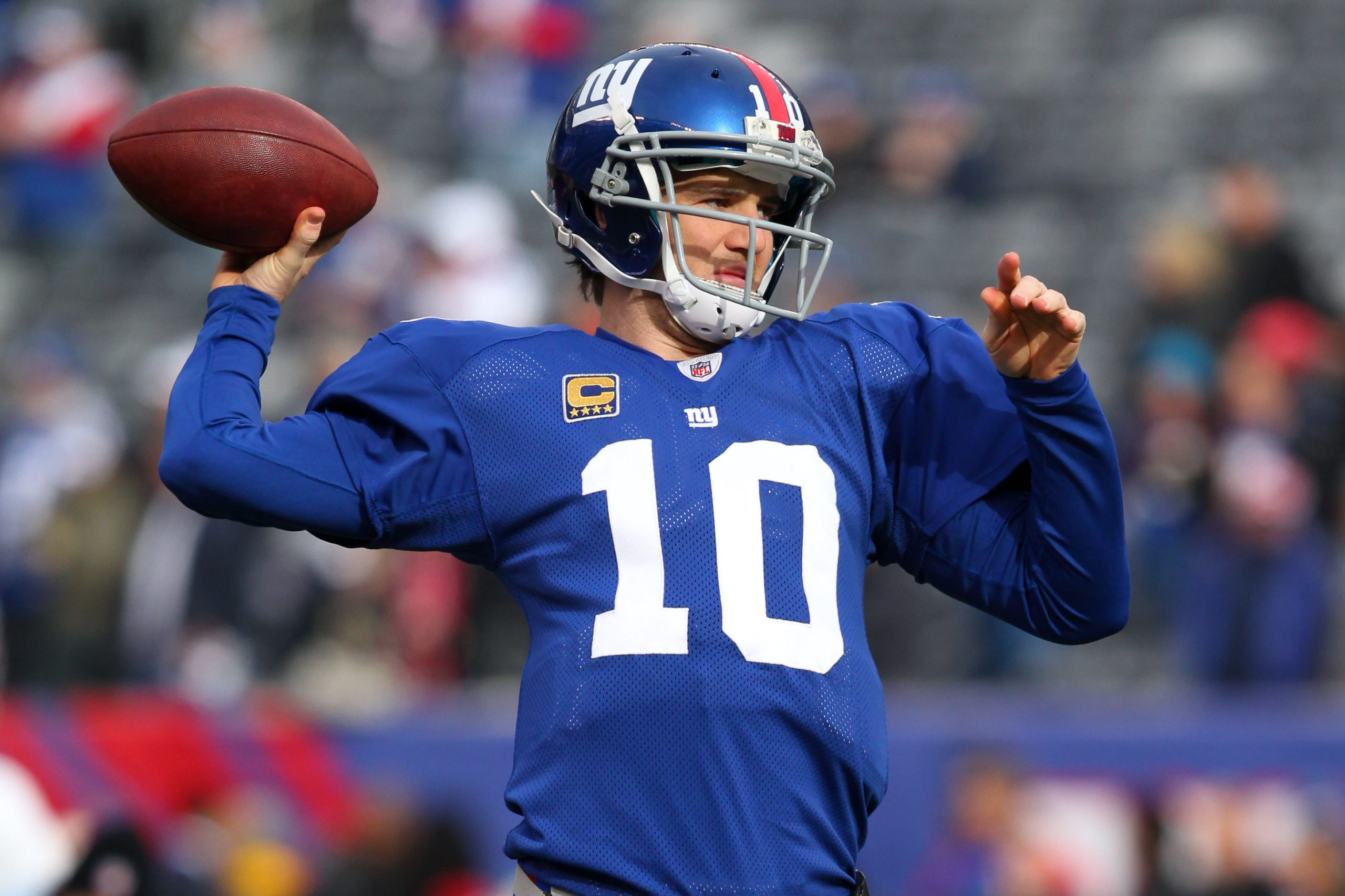 Peyton Manning Accuses New England Patriots of Bugging Locker Room