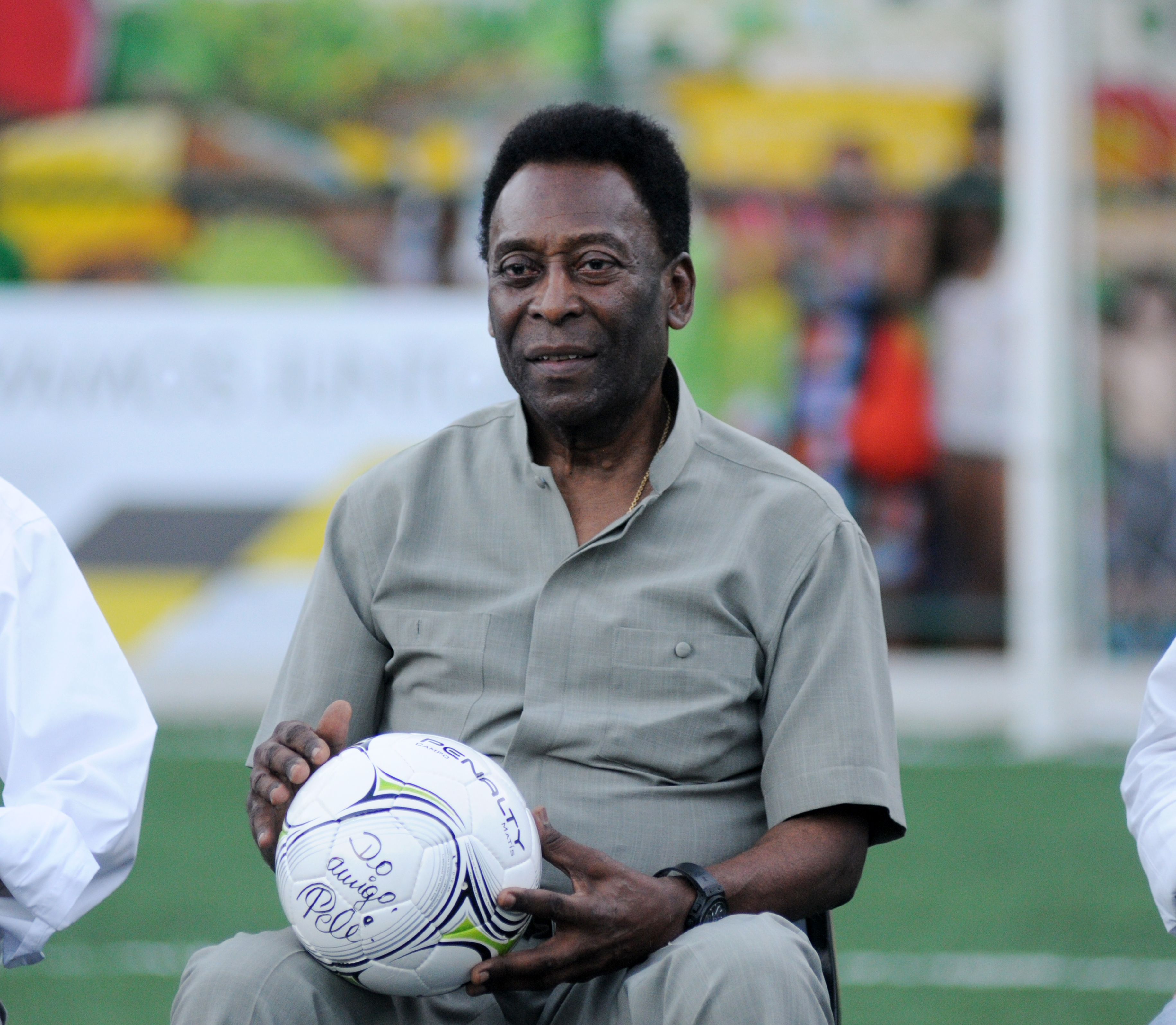 80-Year-Old Soccer Star Pelé Is Still in Intensive Care But Looks Forward to Hitting the Field Again Soon
