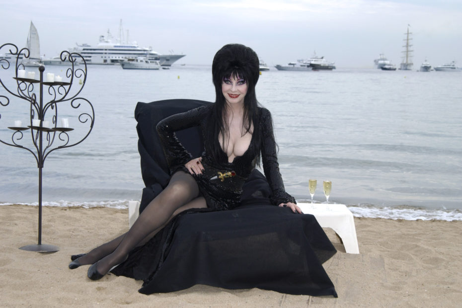 Cassandra Peterson of Elvira Details Harrowing Sexual Assault Perpetrated by NBA Star Wilt Chamberlain in the 1970s