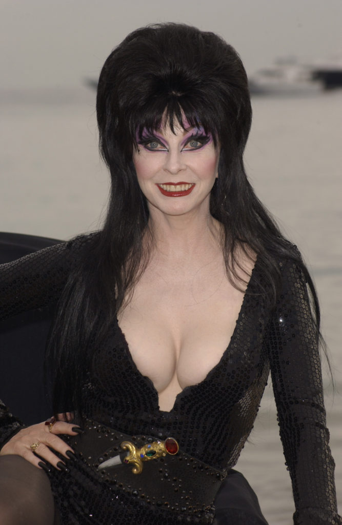 Cassandra Peterson of Elvira Details Harrowing Sexual Assault Allegedly Perpetrated by NBA Star Wilt Chamberlain in the 1970s