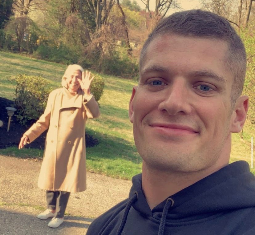 28-Year-Old Carl Nassib, Raiders Defensive End, Opens Up About His Special Man and Life After Coming Out
