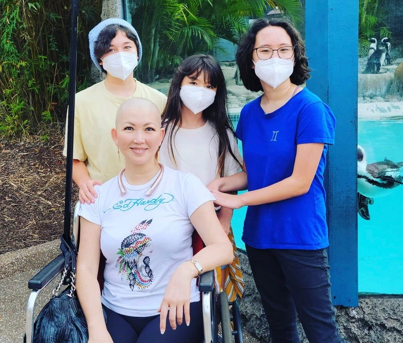 Professional Pool Player Jeanette Lee Discusses Stage 4 Terminal Cancer – Professional pool player, Jeanette Lee, often referred to as 'Black Widow' has been open with the fact that she's been diagnosed with stage 4 ovarian cancer.