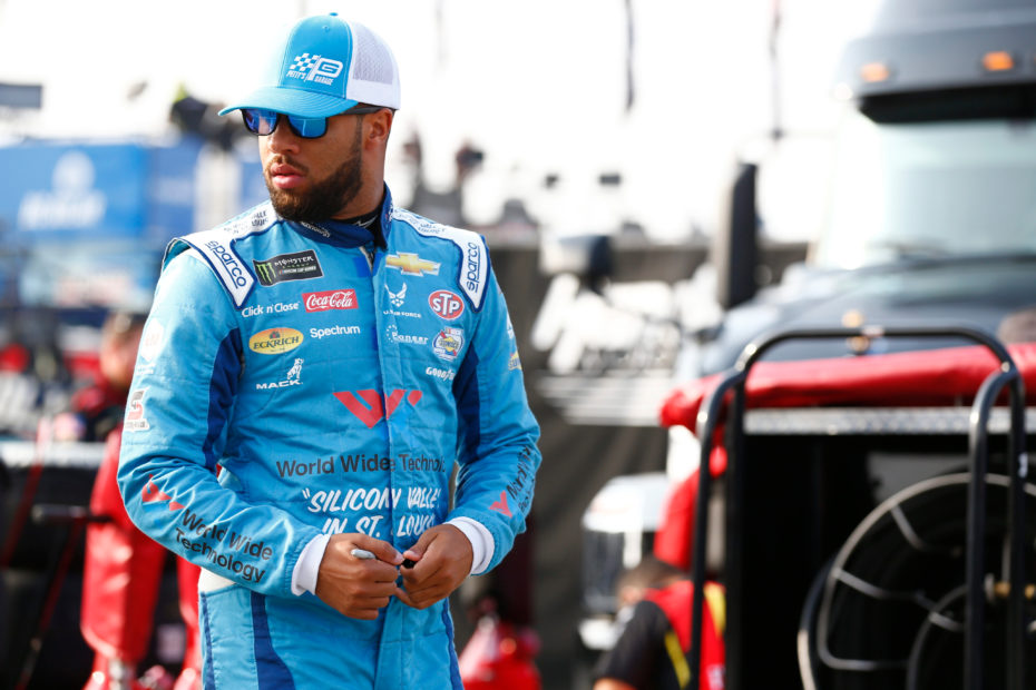 Bubba Wallace is the First Black NASCAR Cup Series Winner Since 1963
