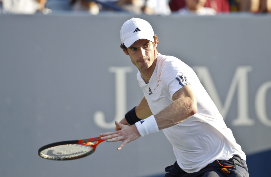 Andy Murray's Wedding Ring and Tennis Shoes Have Been Safely Returned Home