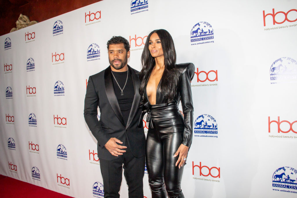 Ciara Claims Russell Wilson Is 'the Toughest Man I Know' After His Week 5 Hand Surgery