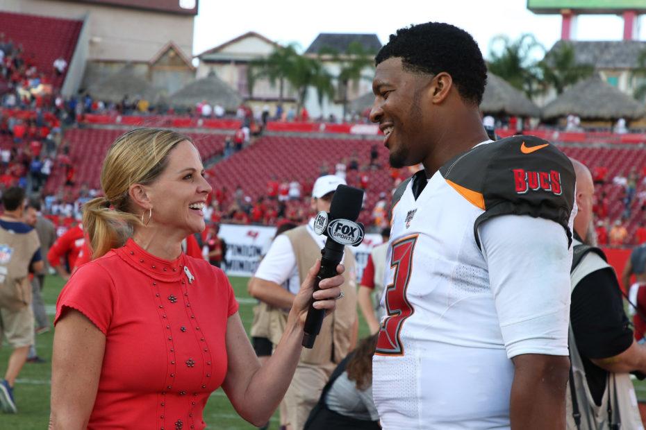 Most Popular NFL Sideline Reporters