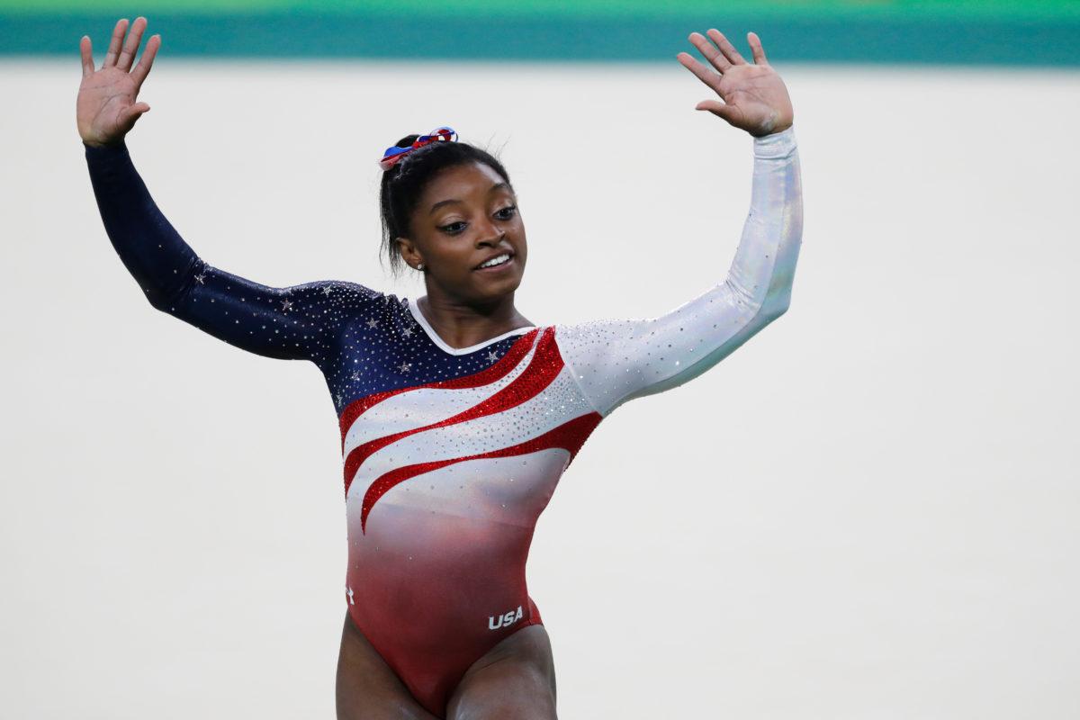 Simone Biles Reveals She's Still Frightened to do Gymnastics After 2020 Olympics