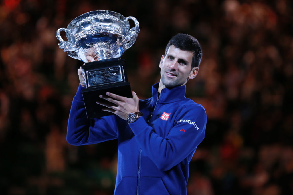 20 Athletes With the Most Men's Tennis Titles