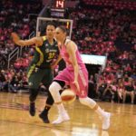 WNBA Star Diana Taurasi Shocks Teammate With Post Game Statement