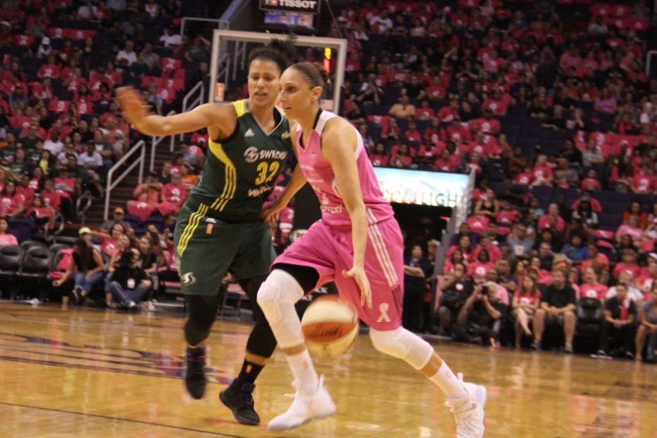 WNBA Star Diana Taurasi Surprises Teammate With Fluent Statement in Spanish