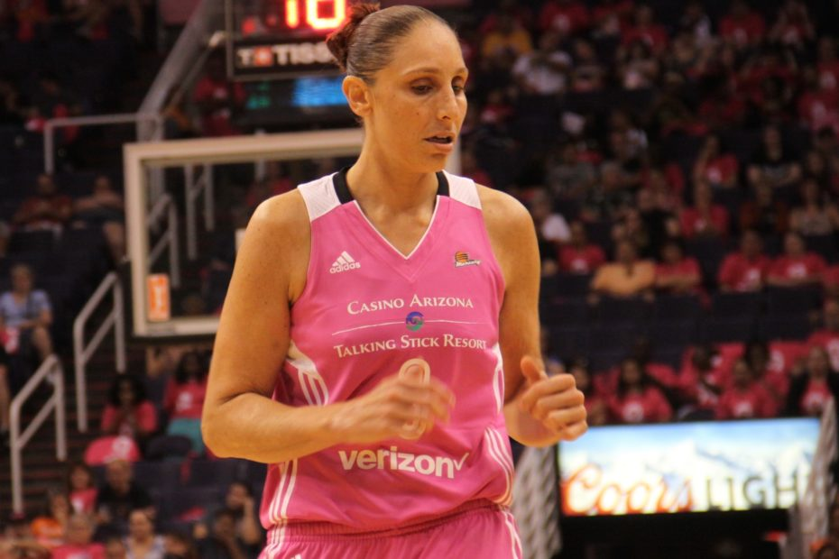 WNBA Star Diana Taurasi Announces Exciting News: 'Baby GOAT #2 Arrived'