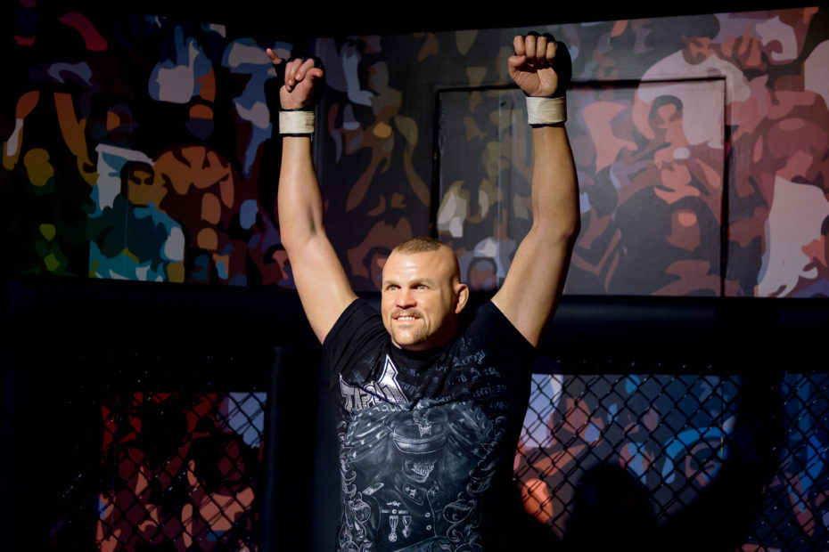 Former UFC Fighter Chuck Liddell, 51, Charged For Domestic Abuse